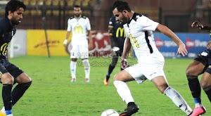 الانتاج الحربي يحقق الفوز على فريق طنطا بهدف وحيد في الجولة الثامنه من الدوري المصري