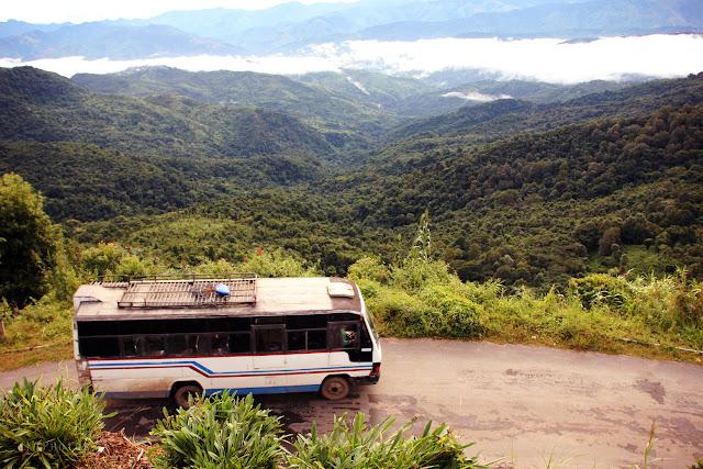 Mokokchung chuchuyimpang amguri road