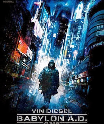 Poster Of Babylon A.D. 2008 In Hindi Bluray 720P Free Download