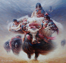 A World War over some sheeps and a few yaks?