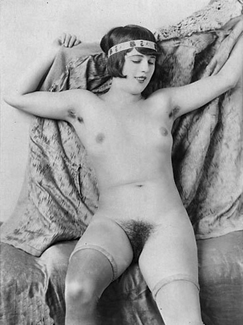 Flapper pussy