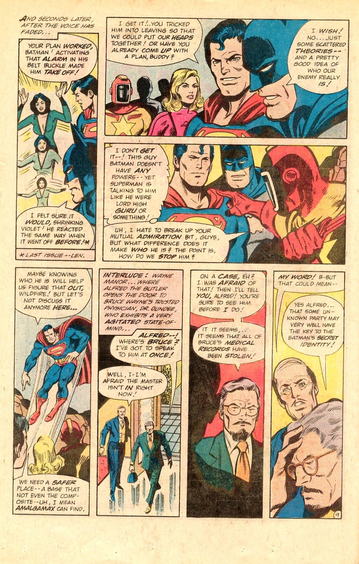 Read online World's Finest Comics comic -  Issue #284 - 14