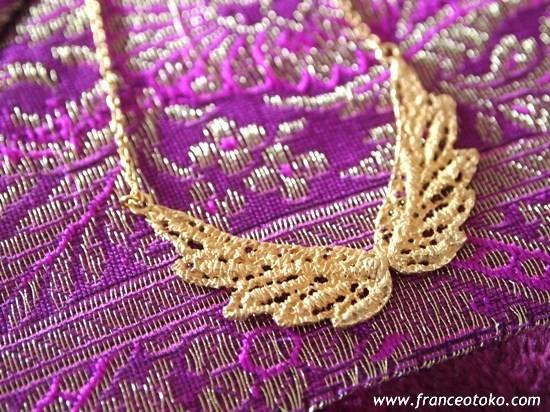 Chic Sick Chic Paris シックシックシックパリ フランスブランドアクセサリー パリのアクセサリー Ton ange プロマpuloma