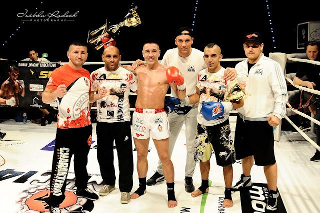 Gala, k-1, kickboxing, mistrzowie, muaythai, sport, zawodowcy, Zielona Góra