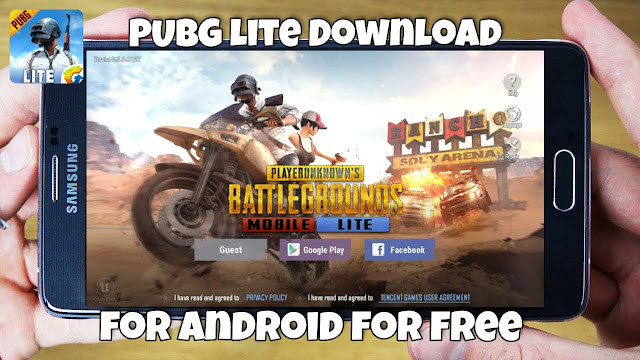 Download PUBG Mobile Lite 0.10.0.1978
