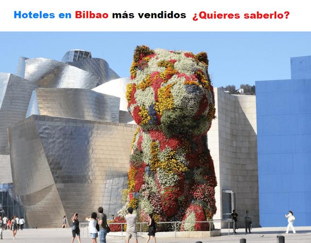 10 hoteles más vendidos en Bilbao por buviba