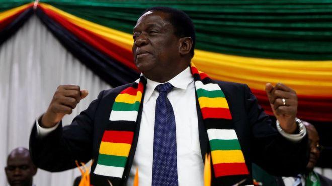 Zimbabwe's Mnangagwa believes political faction tried to kill him