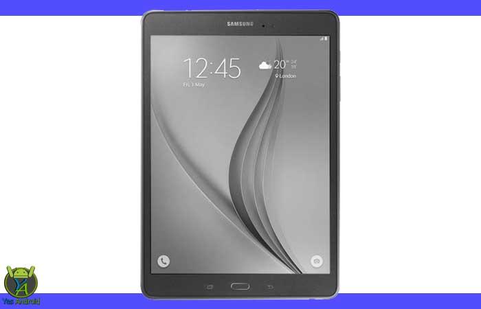 P555XXU1CQIA (Android 7.1.1 Nougat) | Galaxy Tab A 9.7 SM-P555