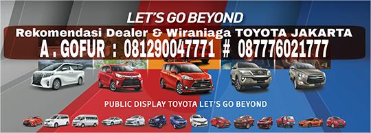 Toyota Jakarta Pecenongan