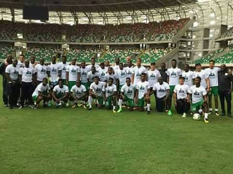 361275a64 President of the Nigeria Football Federation and Member of the CAF  Executive Committee
