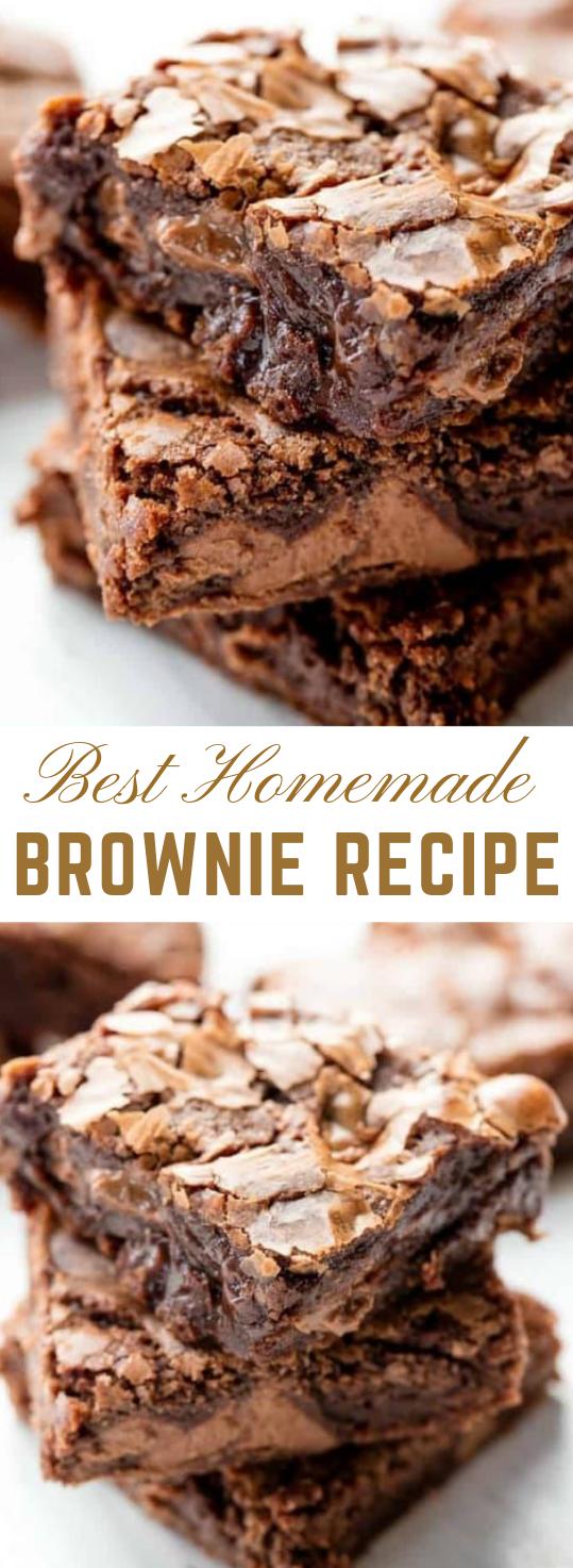 Best Brownies Eve #dessert #cupcakes