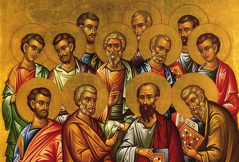 Η νηστεία των Αγίων Αποστόλων