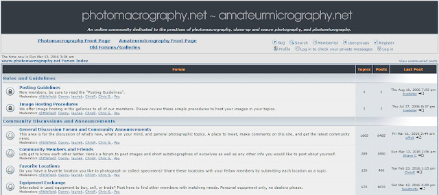 top 15 best photography forums photomacrography