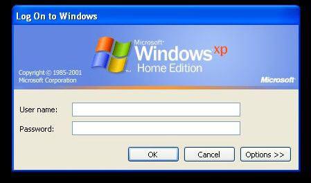 Techno46: Windows 7 With Classic Logon Screen