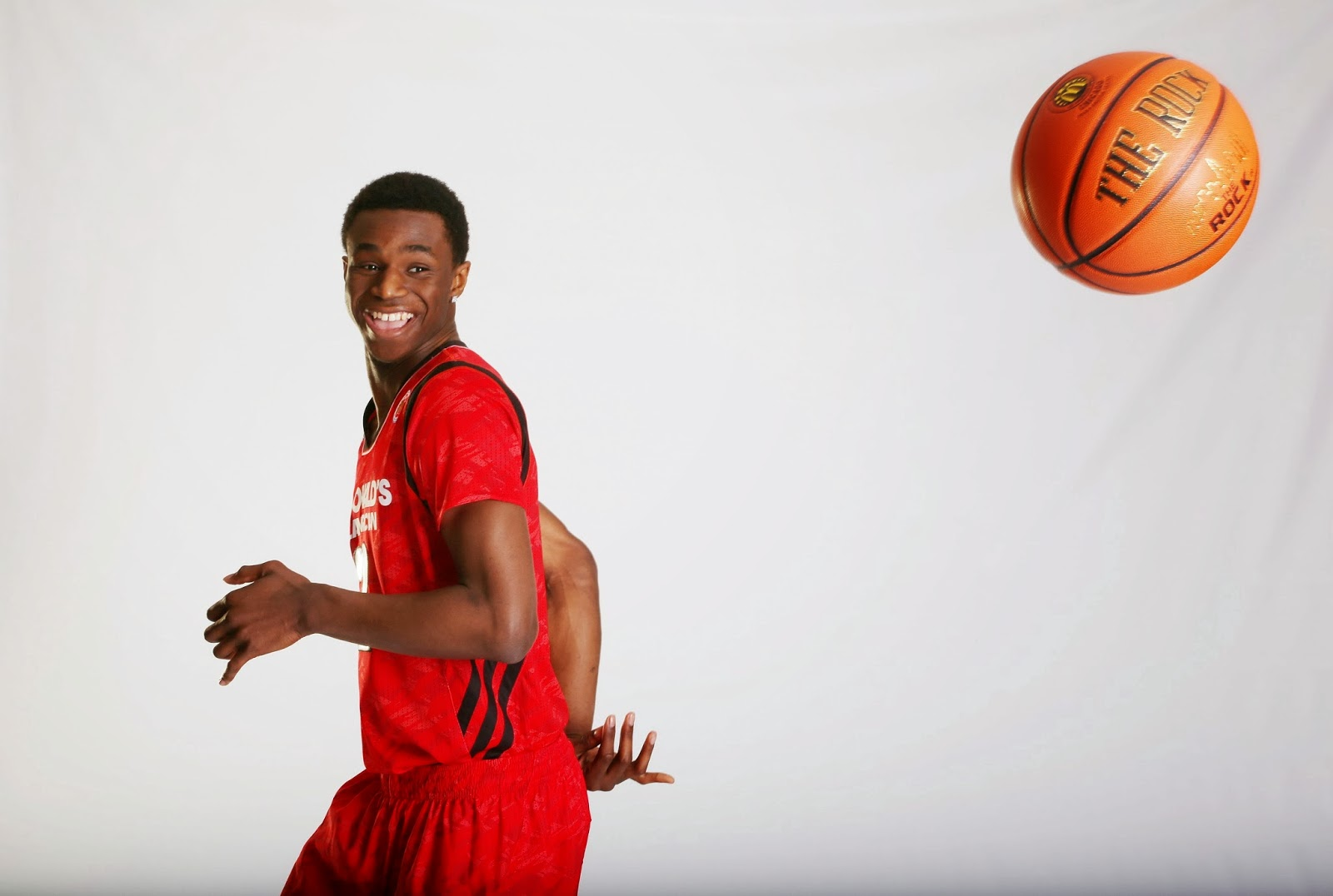Andrew Wiggins pre draft 2014