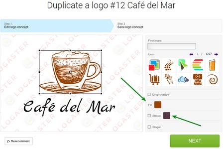 aplikasi membuat logo online