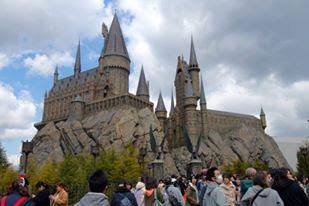 10D9N Spring Japan Trip: Hogwarts Castle at Wizarding World of Harry Potter, USJ