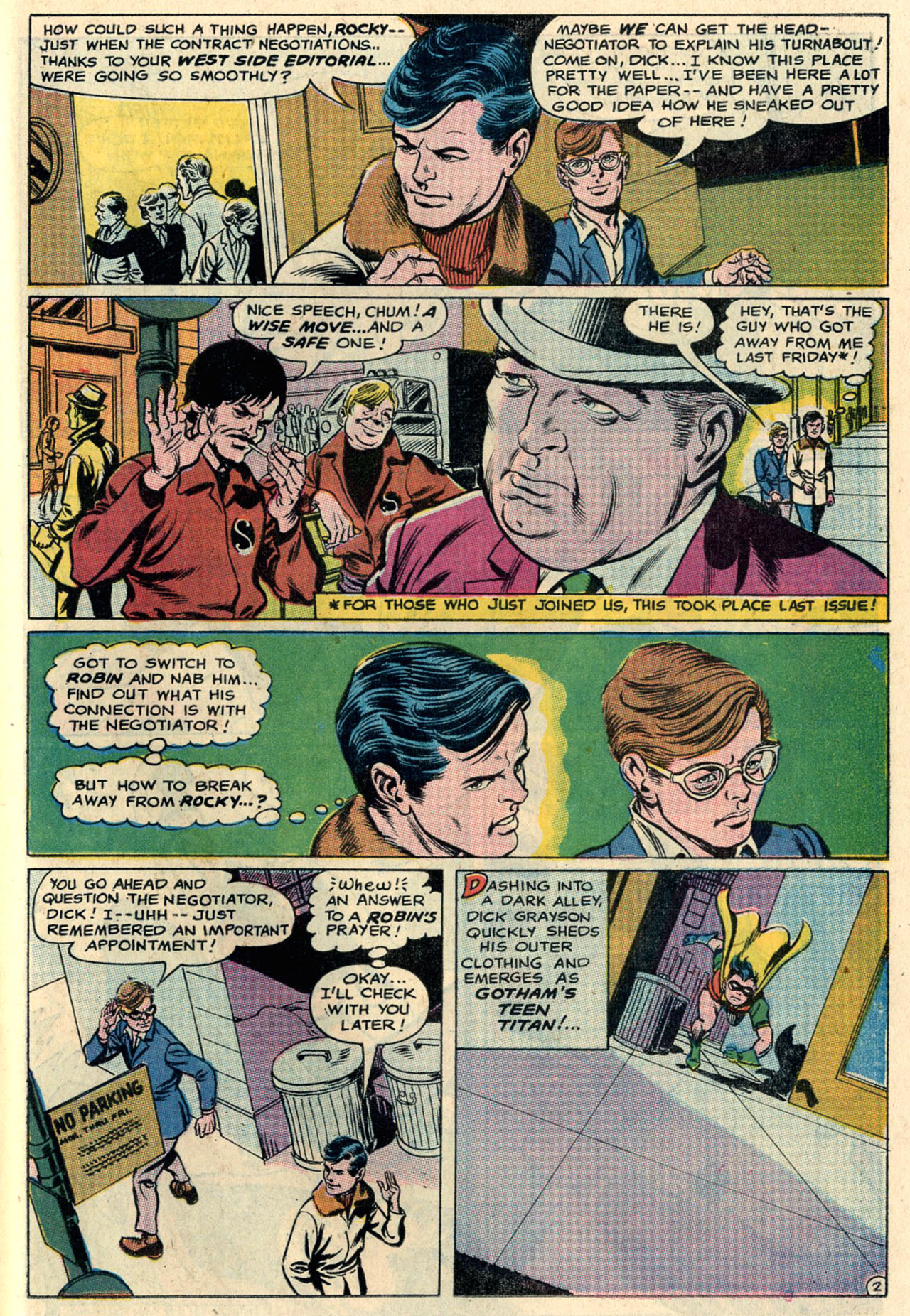 Detective Comics (1937) 391 Page 22
