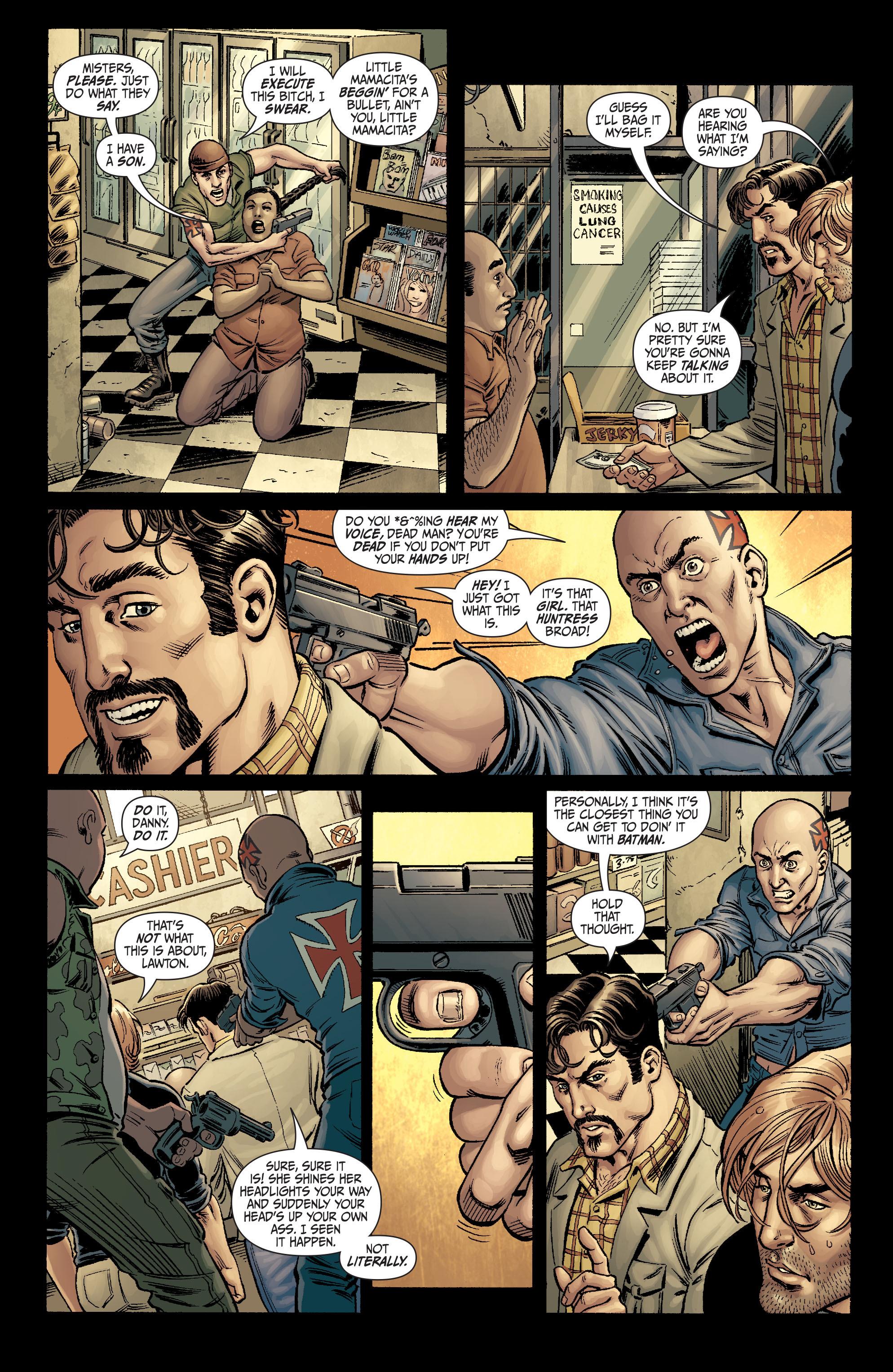 Read online Secret Six (2008) comic -  Issue #1 - 11