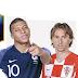 اختبر قدرتك الرياضة: من سيفوز بكأس العالم روسيا 2018 -  فرنسا او كرواتيا ؟