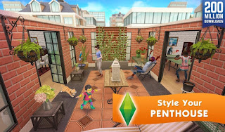 The Sims FreePlay Mod Apk untuk Android