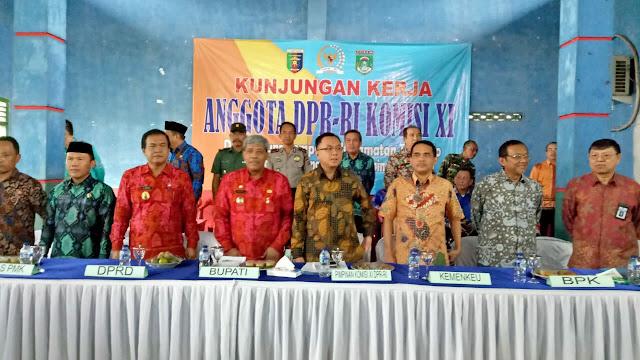 Waduh, Terkait ADD, Anggota DPR-RI Minta Penegak Hukum Tidak Agresif Periksa Kades    Lampung