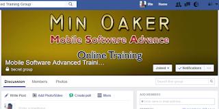 Mobile Software ပုိင္းနည္းပညာကို ေလ့လာခ်င္ေသာ္လည္း အခ်ိန္မေပးႏုိင္သူမ်ားႏွင့္ ဆိုင္ပိတ္လို႕ အဆင္မေျပေသာ သူမ်ားအတြက္ Online Training ေလးဖြင့္ေပးလုိက္ပ