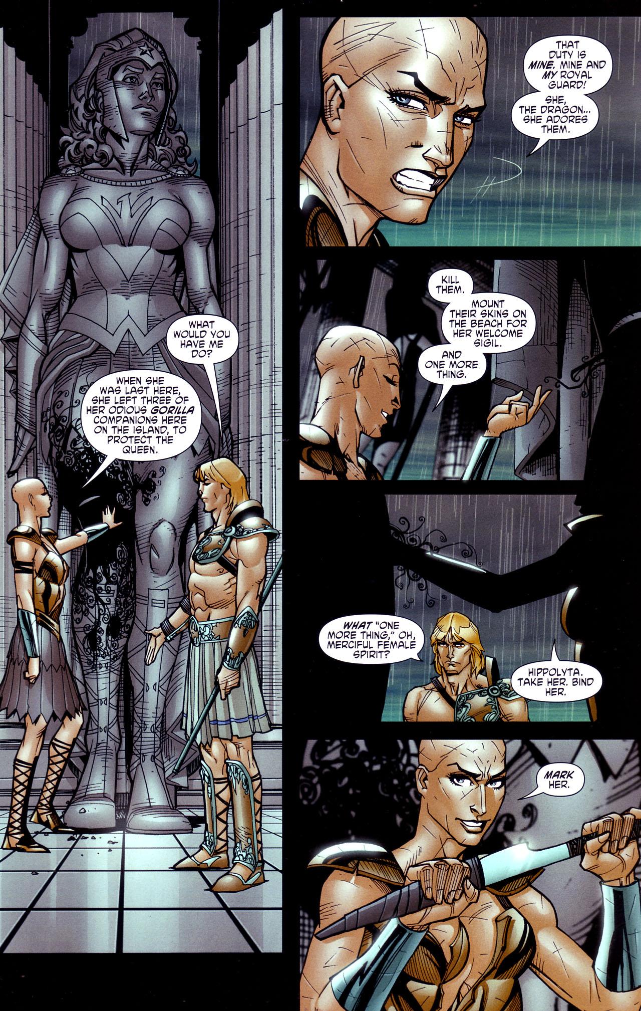 Read online Wonder Woman (2006) comic -  Issue #37 - 13