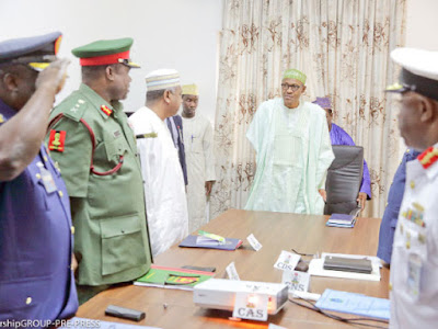 Buhari Directs Police, Soldiers, Other Security Agencies To Stop Killings