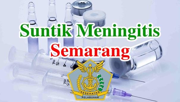 Alamat Tempat Suntik Vaksin Meningitis di Semarang