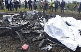 Accidente aéreo en Puerto Plata cobra su tercera víctima, muere piloto
