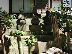 仁田忠常の墓