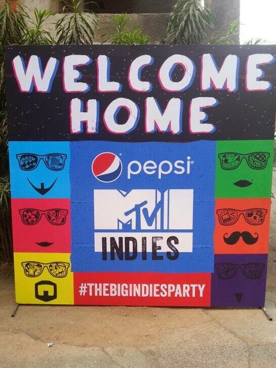 Pepsi MTV Indies: The Big Indies Party