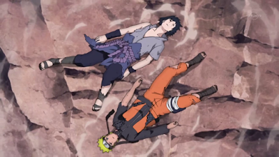 Naruto vs Sasuke Final