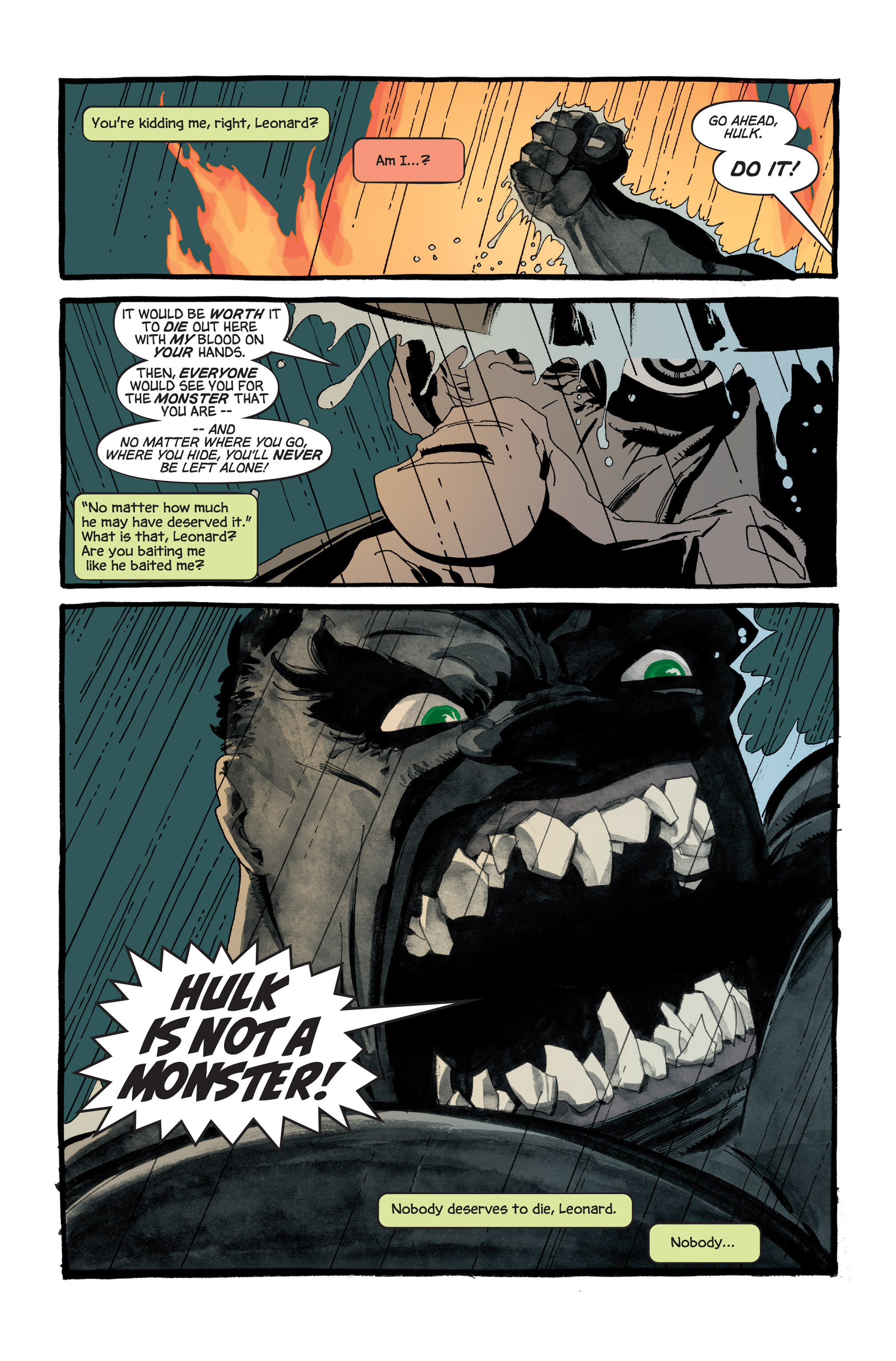 Read online Hulk: Gray comic -  Issue #6 - 9