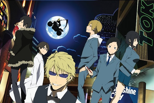 Durarara!! BD Subtitle Indonesia Batch