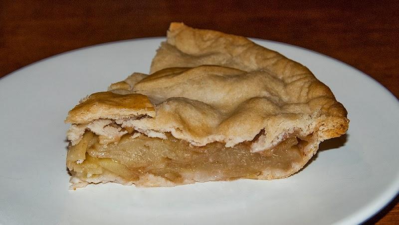Apple Pie Recipe — Dishmaps