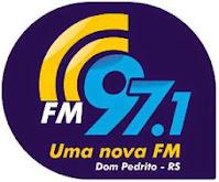 Rádio 97 Nova FM 97,1 de Dom Pedrito - Rio Grande do Sul