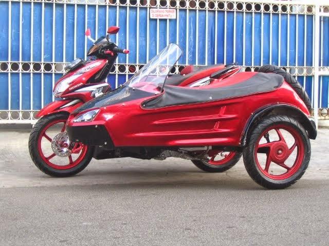 коляска для скутера