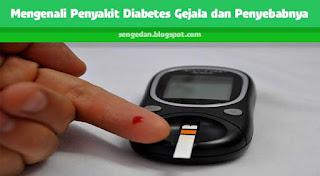 Mengenali Penyakit Diabetes Gejala dan Penyebabnya