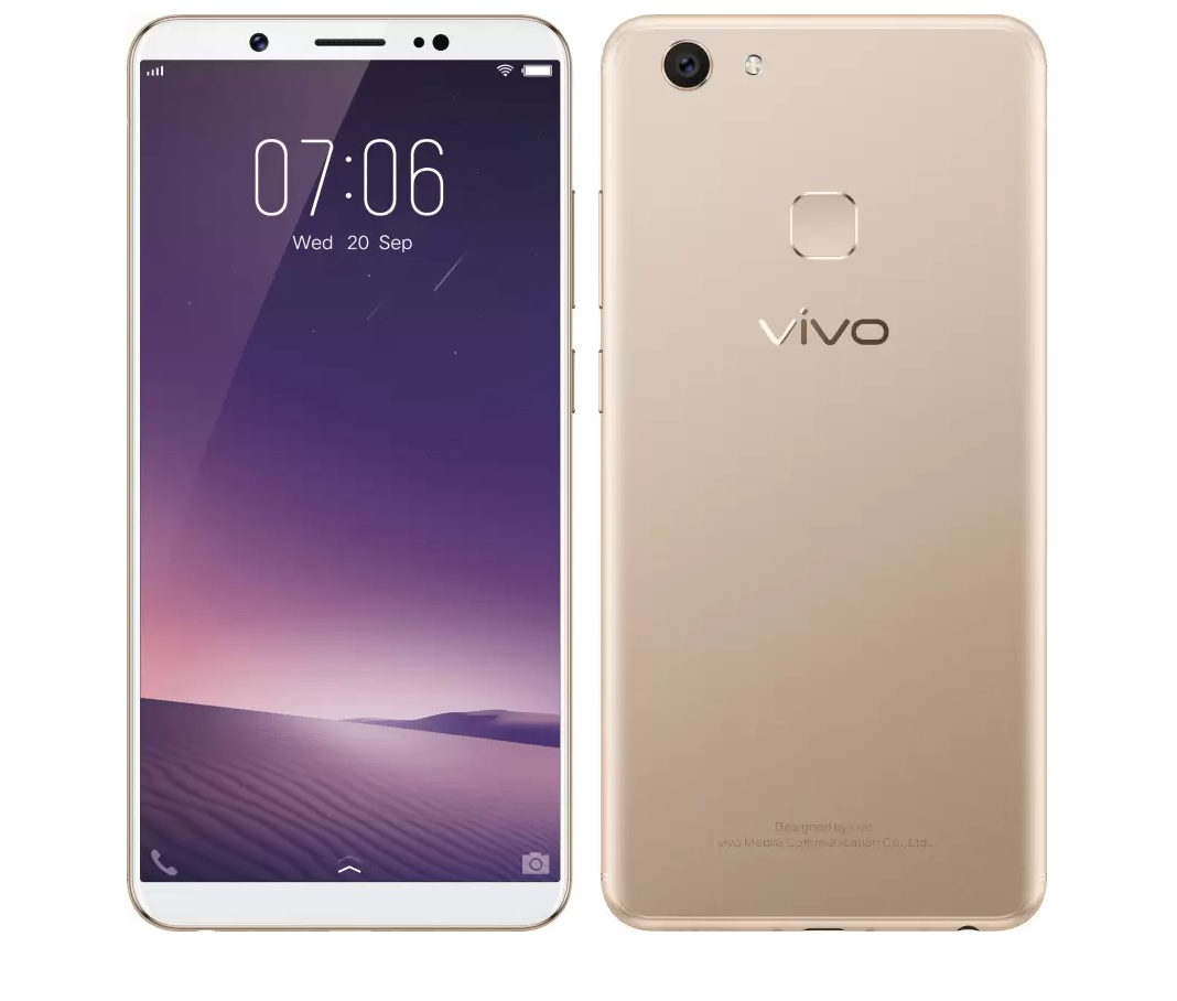 Image result for Vivo V7+ with 24-Megapixel Front Camera unveiled in India at Rs. 21,990