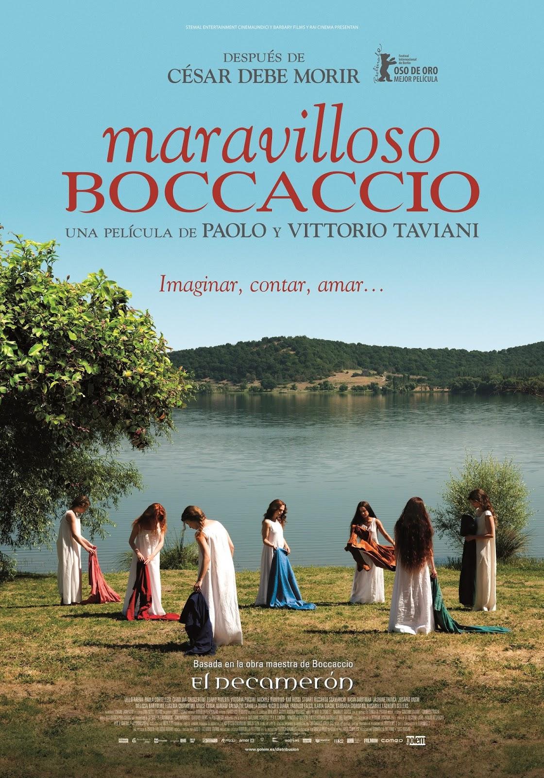 ver Maravilloso Boccaccio 2017