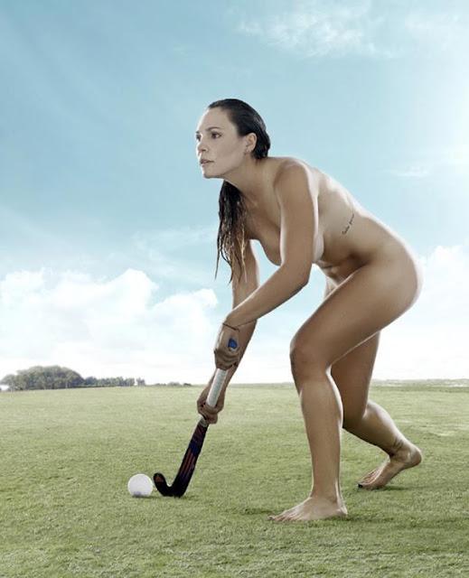 Sexy hockey: Noel Barrionuevo