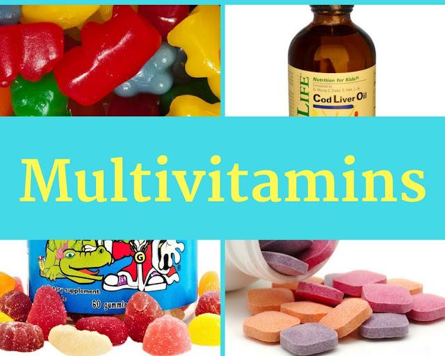 USANIMALS - yummy vitamins for the kids holistic development