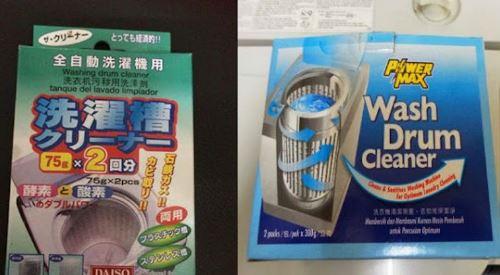 4 Prosedur Mudah Cuci Mesin Basuh