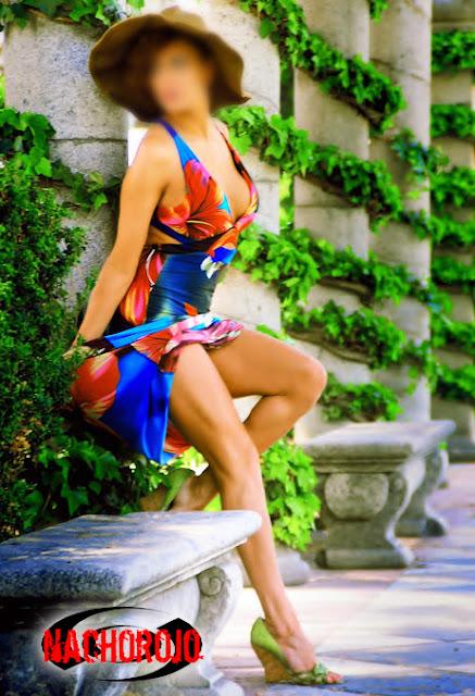 escort efecto moda en jardin