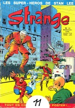 Strange n° 11