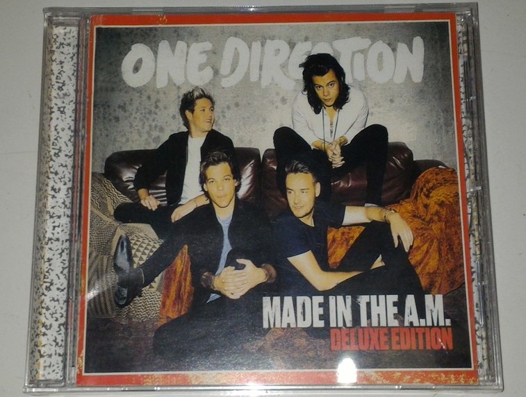 CD One Direction - Made In The A M  Deluxe Edition - GUDANG