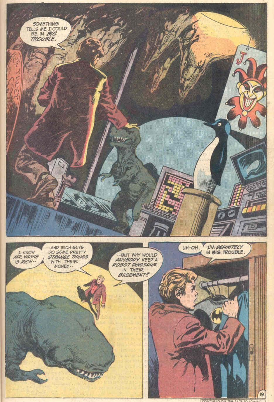 Detective Comics (1937) 526 Page 19