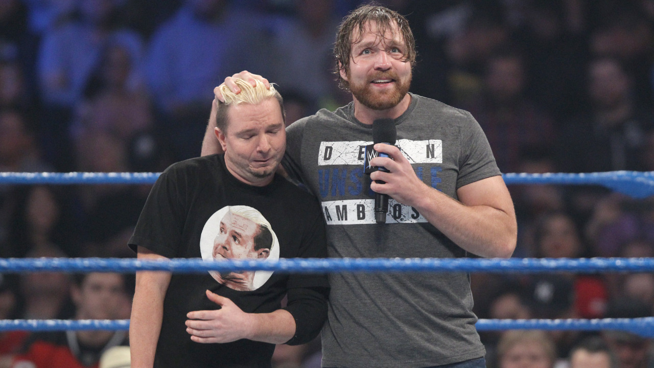James Ellsworth será o convidado especial do Ambrose Asylum